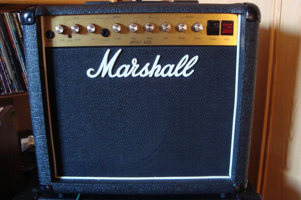 Marshall Artist 4203