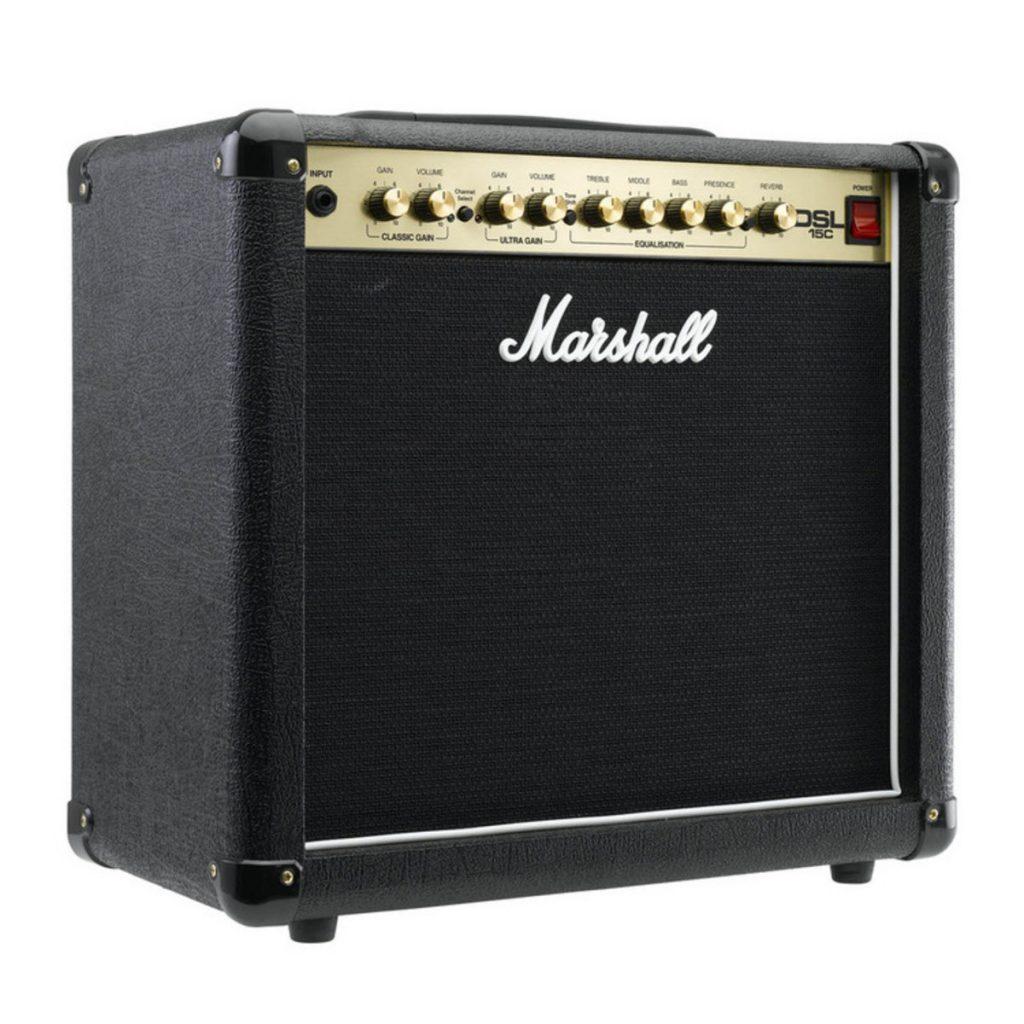 Marshall DSL15C DSL Series 15W Combo